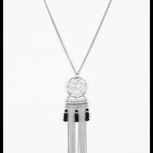 4 long necklaces bundle